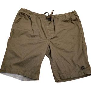 Ripzone Military Green Shorts